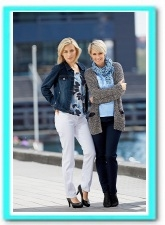 Collectie damesmode Brandtex